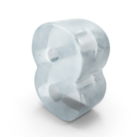 Ice Symbol 8 PNG & PSD Images