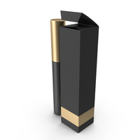 Mascara Tube With Box PNG & PSD Images