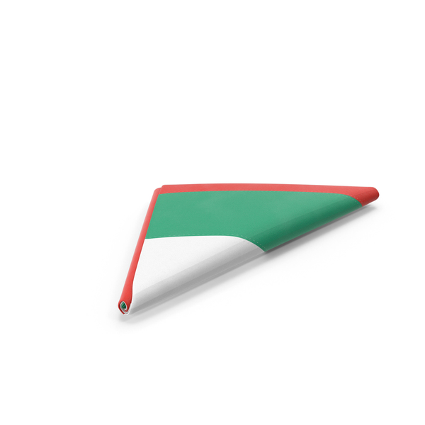 Flag Folded Triangle Bulgaria PNG & PSD Images