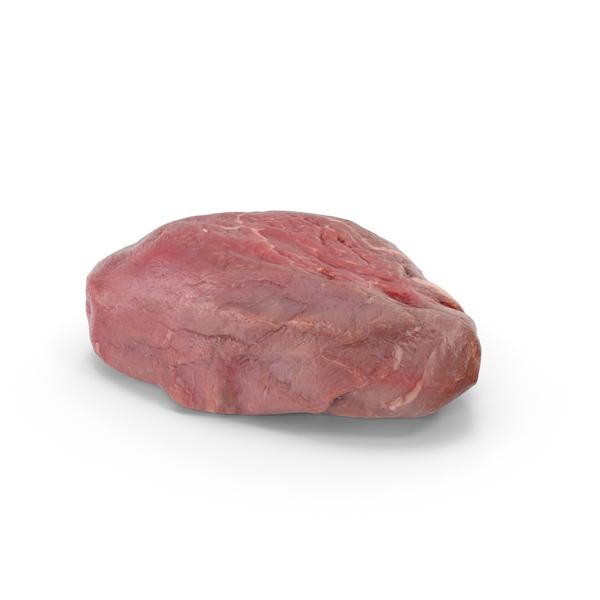 Raw Fillet Steak PNG & PSD Images