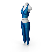 Clothing Female Blue PNG & PSD Images