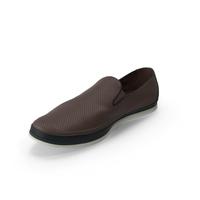 Men's Shoes Brown PNG & PSD Images