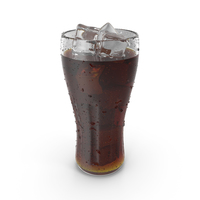 Cola Glass PNG & PSD Images