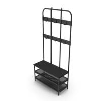 Ikea Pinning Coat Rack PNG & PSD Images