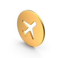 Airplane Icon PNG & PSD Images