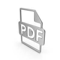 PDF Symbol PNG & PSD Images