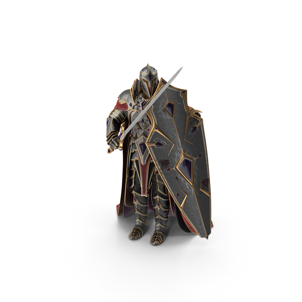 Fantasy Knight PNG & PSD Images