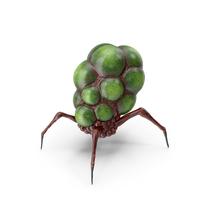 Alien Creature PNG & PSD Images