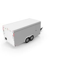 Cargo Trailer PNG & PSD Images