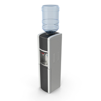Empty Water Cooler PNG & PSD Images