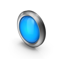 Bead Icon Blue PNG & PSD Images