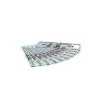 US 100 Dollar Bills PNG & PSD Images