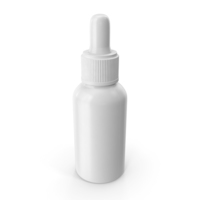 50ml Cosmetic Dropper Bottle PNG & PSD Images