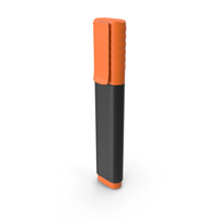 Highlighter Orange PNG & PSD Images