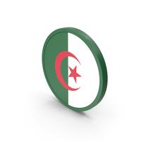 Flag Of Algeria PNG & PSD Images