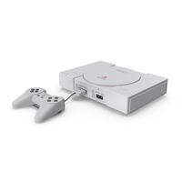 Sony PlayStation Classic PNG & PSD Images