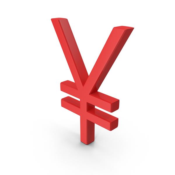Yen Sign PNG & PSD Images