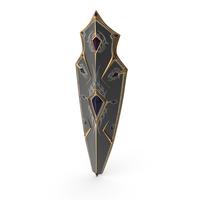 Fantasy knight Shield PNG & PSD Images