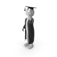 Graduation Figure PNG & PSD Images