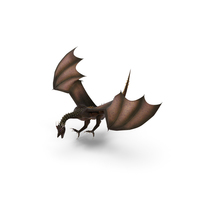 Dragon Landing PNG & PSD Images