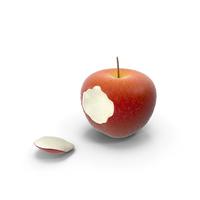 Apple Bite PNG & PSD Images