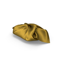 Wrapping Gold Cloth Gift PNG & PSD Images