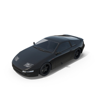 Sport Car Black PNG & PSD Images