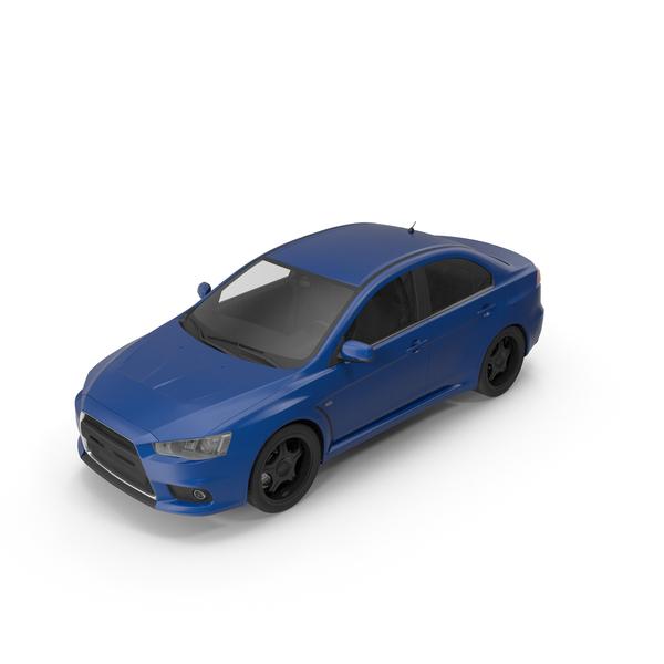 Car Blue PNG & PSD Images