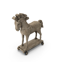 Trojan Horse PNG & PSD Images