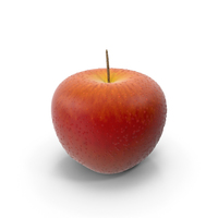 Wet Apple PNG & PSD Images