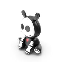 Skelanimal Thomas Hippo Toy PNG & PSD Images