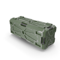 Sci-Fi Container PNG & PSD Images