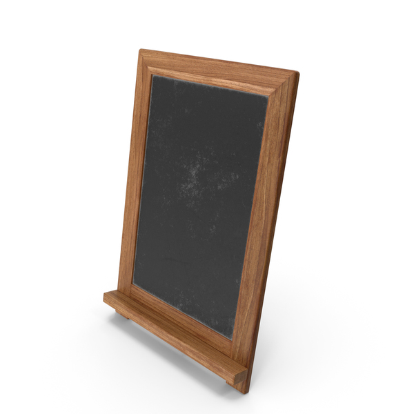 Dirty Chalk Board PNG & PSD Images