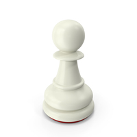 Pawn White Red PNG & PSD Images