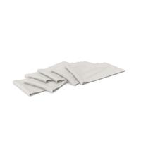 Folded Fabrics PNG & PSD Images