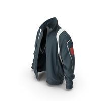 Sport Jacket Base Dark Blue PNG & PSD Images