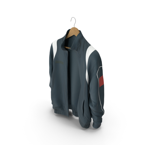 Sport Jacket Dark Blue PNG & PSD Images