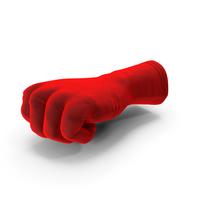 Velvet Glove Fist PNG & PSD Images