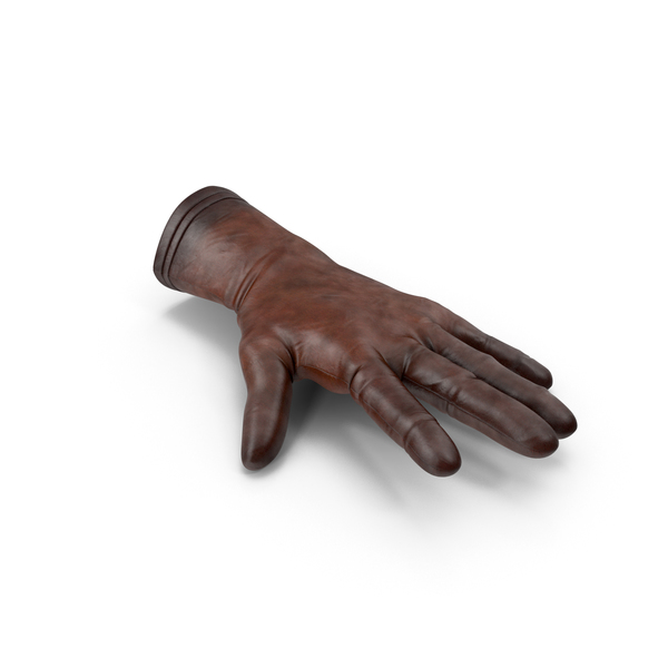 Leather Glove Open Hand PNG & PSD Images
