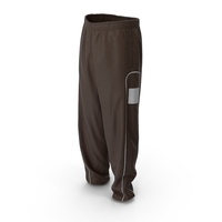 Sport Pants Base Brown PNG & PSD Images