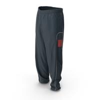 Sport Pants Dark Blue PNG & PSD Images