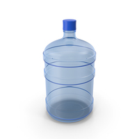Water Container Empty PNG & PSD Images