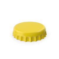 Yellow Bottle Cap PNG & PSD Images