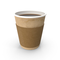 Coffee in Paper Cup PNG & PSD Images