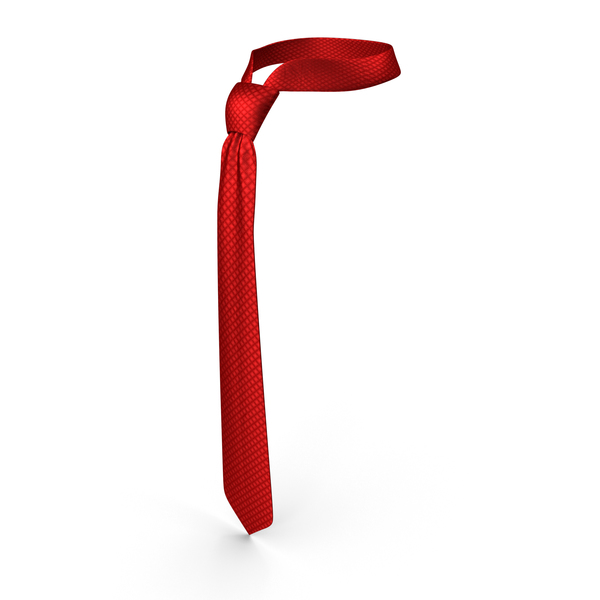 Fancy Red Tie PNG & PSD Images