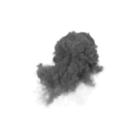 Smoke from Explosion PNG & PSD Images