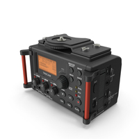 TASCAM DR-60MKII PCM Recorder PNG & PSD Images
