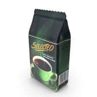 Coffee Package PNG & PSD Images