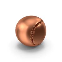 Baseball Bronze PNG & PSD Images