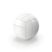 Volleyball White PNG & PSD Images